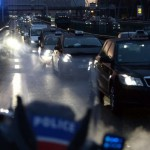 パリでUber反対デモ BBC報道