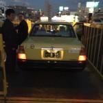 配車アプリの話題と将来  Hailoと提携しているナニワ交通を訪問して