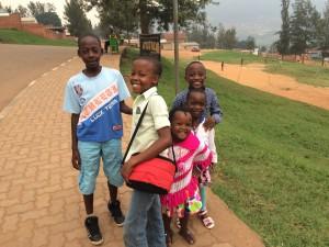 キガリの子供たち