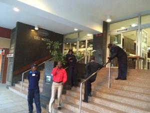 ナイロビ680ホテル