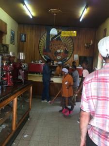 コモカコーヒー店