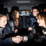 乗合タクシー① 米国イスラエルで成功しているVIAについて 貸切と乗合の相対化の実現