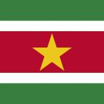 169 Republiek Suriname スリナム
