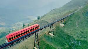 ラオカイ省:国内最長の登山鉄道が運行開始 [観光] - VIETJOベトナムニュース